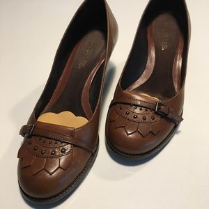 Women's Oxford shoe